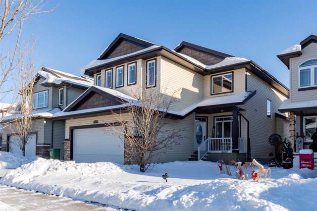 5317 61 Street, Beaumont, AB T4X 0B2 (#E4184985) :: The Foundry Real Estate Company