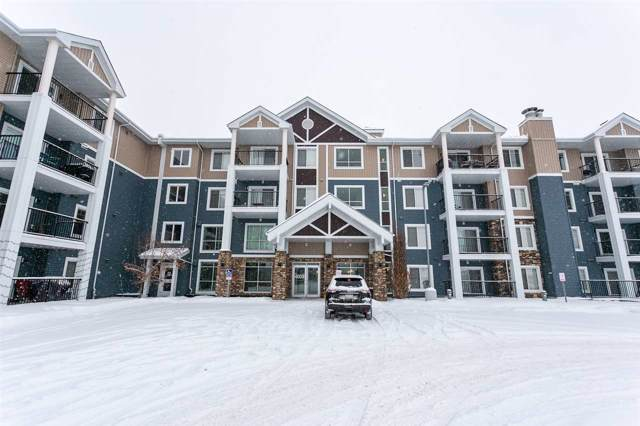 209 4008 Savaryn Drive, Edmonton, AB T6X 2E5 (#E4184992) :: The Foundry Real Estate Company