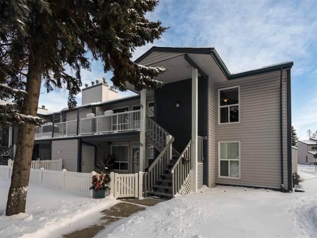 51 14620 26 Street, Edmonton, AB T5Y 2J9 (#E4185042) :: Initia Real Estate
