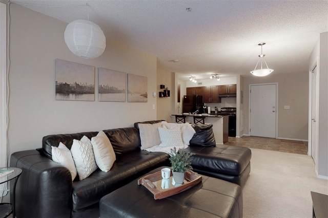 1117 534 Watt Boulevard, Edmonton, AB T6X 1P7 (#E4185098) :: The Foundry Real Estate Company