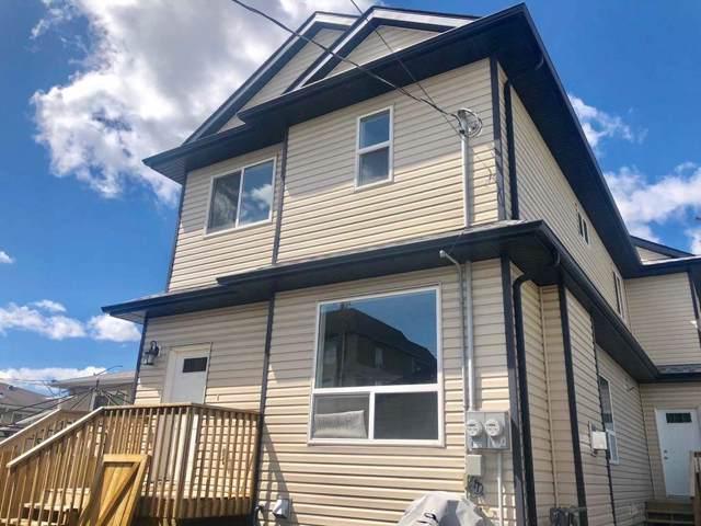 11421 82 Street, Edmonton, AB T5B 2V5 (#E4185117) :: Initia Real Estate