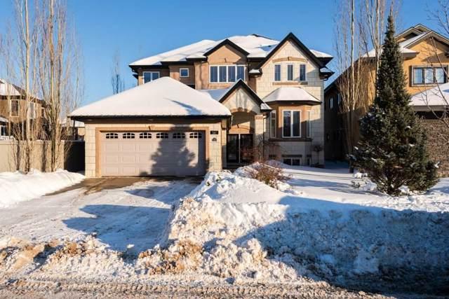 187 Callaghan Drive, Edmonton, AB T6W 0G6 (#E4185223) :: Müve Team | RE/MAX Elite
