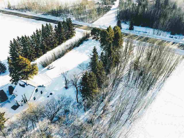 265020 Hwy 13, Rural Wetaskiwin County, AB T9A 1W8 (#E4185228) :: YEGPro Realty