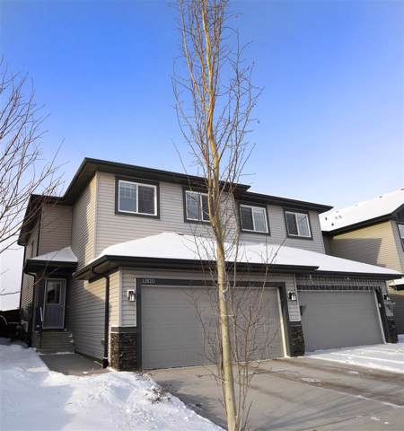 13820 138A Street, Edmonton, AB T6V 0M1 (#E4185344) :: Initia Real Estate
