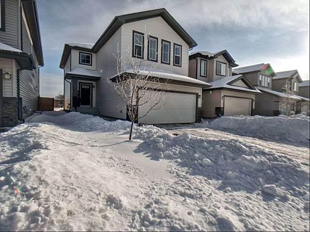 13927 138 Street, Edmonton, AB T6V 0L5 (#E4185371) :: Initia Real Estate