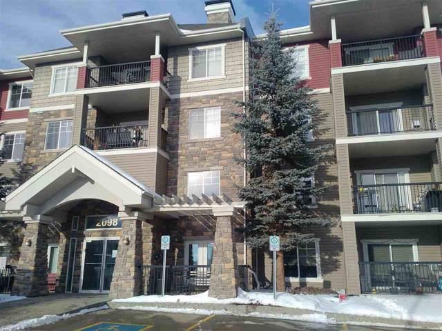 228 2098 Blackmud Creek Drive, Edmonton, AB T6W 1T7 (#E4185380) :: Initia Real Estate