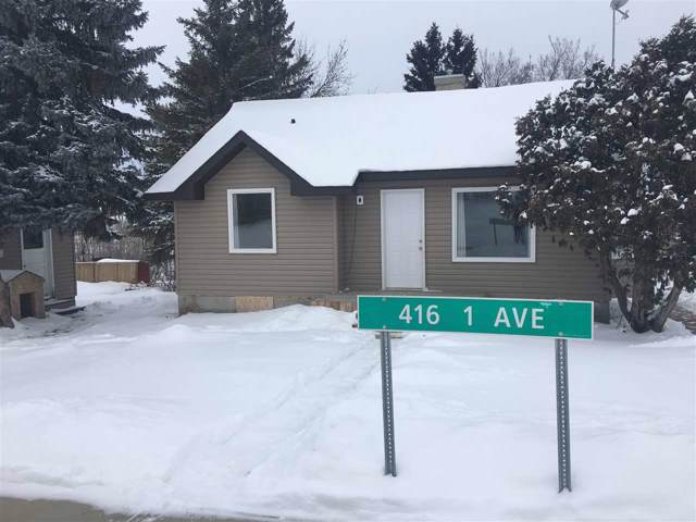 416 1 Avenue, Hairy Hill, AB T0B 1S0 (#E4185385) :: Müve Team | RE/MAX Elite