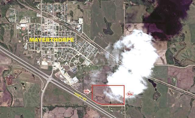 42 Ave Range Road 83, Mayerthorpe, AB T0E 1N0 (#E4185407) :: Initia Real Estate