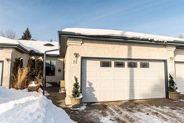 11 Linkside Place, Spruce Grove, AB T7X 3C5 (#E4185474) :: Initia Real Estate