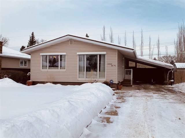 14520 86 Avenue, Edmonton, AB T5R 4B6 (#E4185536) :: Initia Real Estate