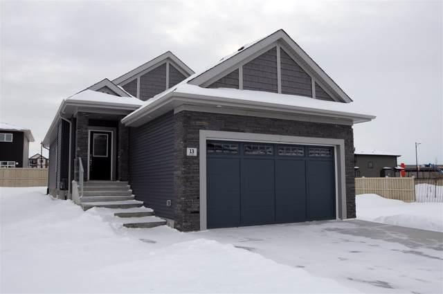 13 Edison Drive, St. Albert, AB T8N 7W1 (#E4185633) :: Initia Real Estate
