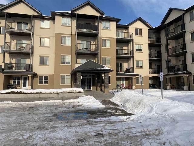 309 10520 56 Avenue NW, Edmonton, AB T6H 0X7 (#E4185834) :: Initia Real Estate