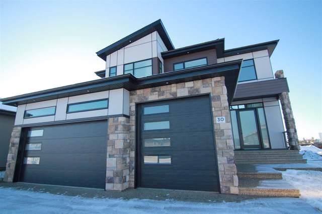 30 Easton Close, St. Albert, AB T8N 3X9 (#E4185866) :: Initia Real Estate