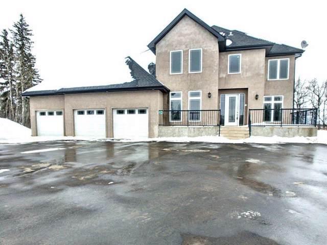 92 - 53305 Rge Rd 273, Rural Parkland County, AB T7X 3M3 (#E4185934) :: Initia Real Estate