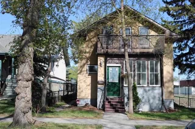 11217 87 Street NW, Edmonton, AB T5B 3L7 (#E4185995) :: Initia Real Estate