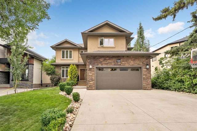 5406 107 Street, Edmonton, AB T6H 2X5 (#E4186042) :: Initia Real Estate