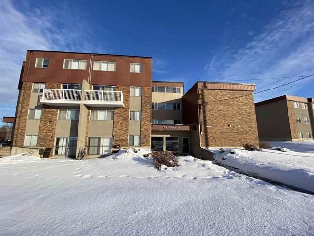 306 4503 51 Street, Leduc, AB T9C 5C1 (#E4186109) :: Initia Real Estate
