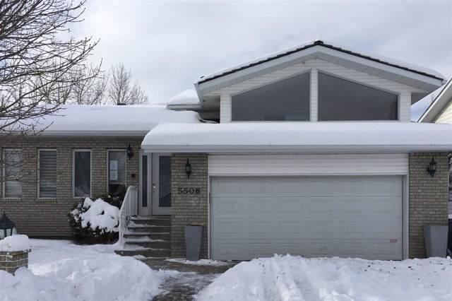 5508 45 Street, Stony Plain, AB T7Z 1C9 (#E4186115) :: Initia Real Estate