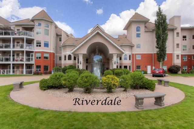 333 9008 99 Avenue, Edmonton, AB T5H 4M6 (#E4186140) :: RE/MAX River City