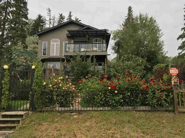 857 West Cove Drive, Rural Lac Ste. Anne County, AB T0E 1V0 (#E4186280) :: Initia Real Estate
