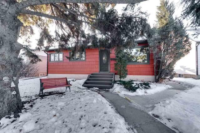 8615 95 Avenue, Edmonton, AB T6C 1Y8 (#E4186350) :: Initia Real Estate