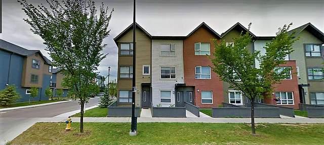 18 2560 Pegasus Boulevard, Edmonton, AB T5E 6V4 (#E4186364) :: Initia Real Estate