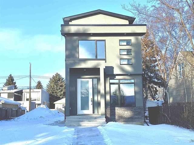 9608 86 Street, Edmonton, AB T6C 3E9 (#E4186380) :: Initia Real Estate