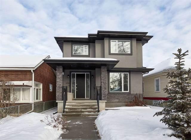 10708 72 Avenue, Edmonton, AB T6E 1A1 (#E4186508) :: Initia Real Estate