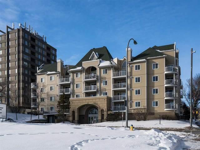311 9640 105 Street, Edmonton, AB T5K 0Z7 (#E4186525) :: Initia Real Estate