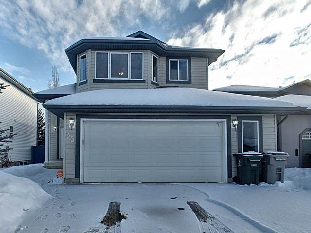 50 Harmony Crescent, Stony Plain, AB T7Z 2S3 (#E4186537) :: Initia Real Estate
