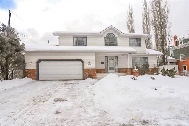 9619 95 Avenue, Edmonton, AB T6C 2A2 (#E4186566) :: Initia Real Estate