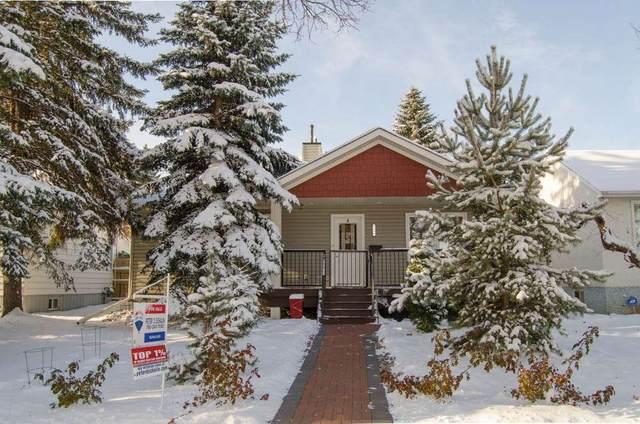 9338 89 Street, Edmonton, AB T6C 3L2 (#E4186676) :: Initia Real Estate