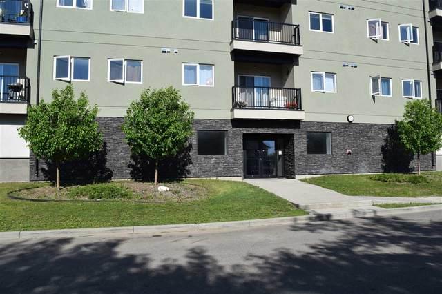#202 5302 - 51 Street, Bonnyville Town, AB T9N 2E3 (#E4186679) :: Initia Real Estate