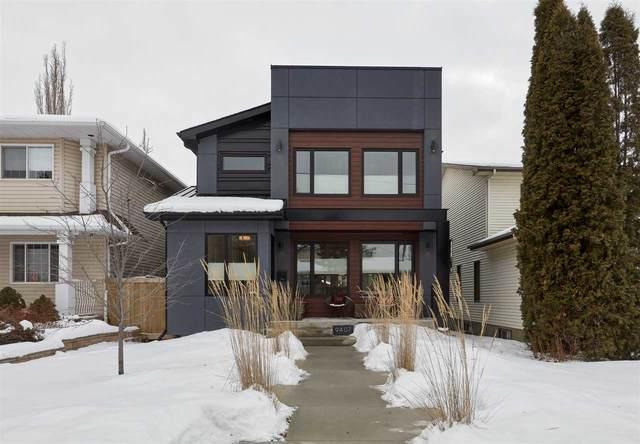 9407 88 Avenue, Edmonton, AB T6C 1M5 (#E4186693) :: Initia Real Estate