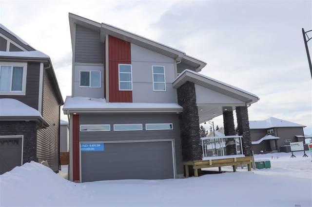 17923 9 Avenue SW, Edmonton, AB T6W 3J9 (#E4186704) :: Initia Real Estate