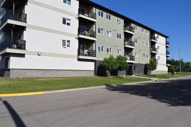 #206 5302 - 51 Street, Bonnyville Town, AB T9N 2E3 (#E4186711) :: Initia Real Estate