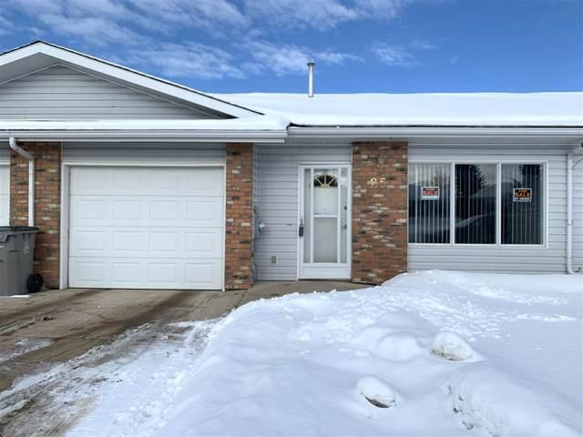 25 11015 105 Avenue, Westlock, AB T7P 1A1 (#E4186730) :: Initia Real Estate