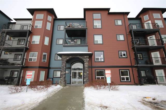 208 396 Silver_Berry Road, Edmonton, AB T6T 0H1 (#E4186772) :: The Foundry Real Estate Company