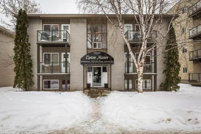 3 10515 80 Avenue, Edmonton, AB T6E 2A4 (#E4186867) :: Initia Real Estate