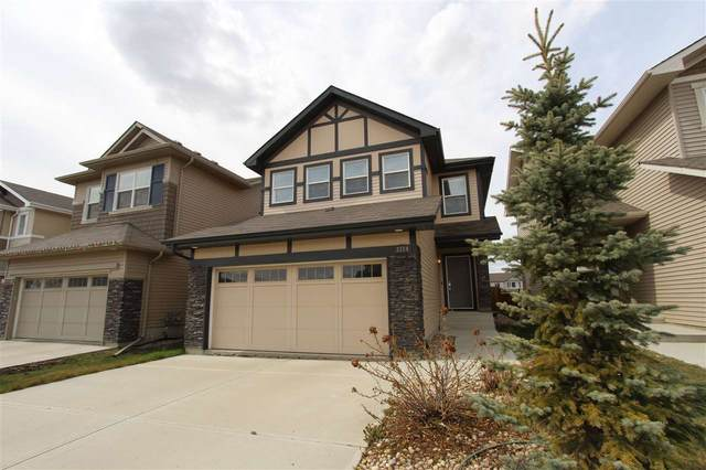 3314 Cutler Crescent, Edmonton, AB T6W 2N4 (#E4186993) :: The Foundry Real Estate Company