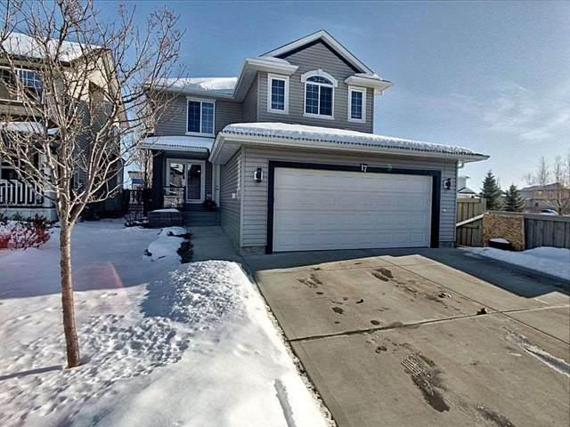 17 Sonora Crescent, Fort Saskatchewan, AB T8L 0G1 (#E4187073) :: Initia Real Estate