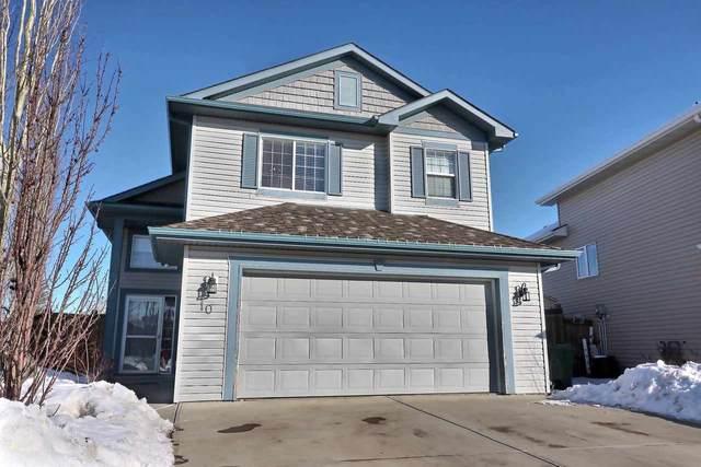 10 Henderson Bay, Spruce Grove, AB T7X 0C5 (#E4187153) :: Initia Real Estate