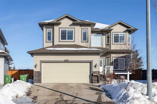 166 Sonora Crescent, Fort Saskatchewan, AB T8L 0H6 (#E4187154) :: Initia Real Estate