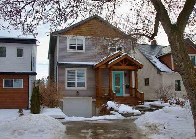 7805 112 Avenue S, Edmonton, AB T5B 0H6 (#E4187156) :: Initia Real Estate