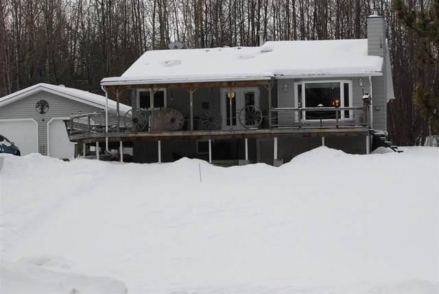 5103 Twp Rd 540 NE, Rural Lac Ste. Anne County, AB T0E 0V0 (#E4187182) :: Initia Real Estate