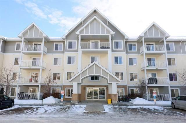 406 2204 44 Avenue, Edmonton, AB T6T 0G5 (#E4187201) :: Initia Real Estate