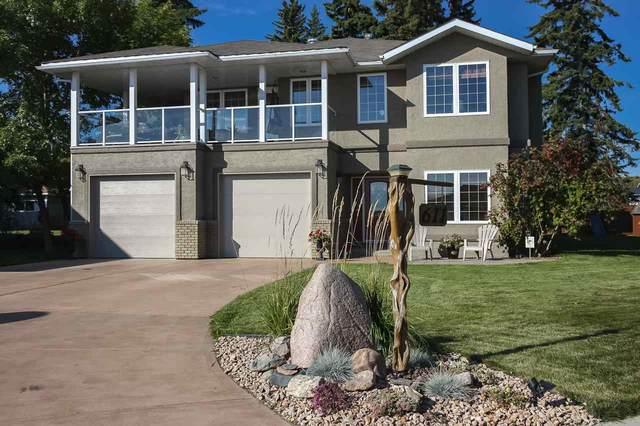 611 Beach Avenue, Cold Lake, AB T9M 1G5 (#E4187220) :: The Foundry Real Estate Company