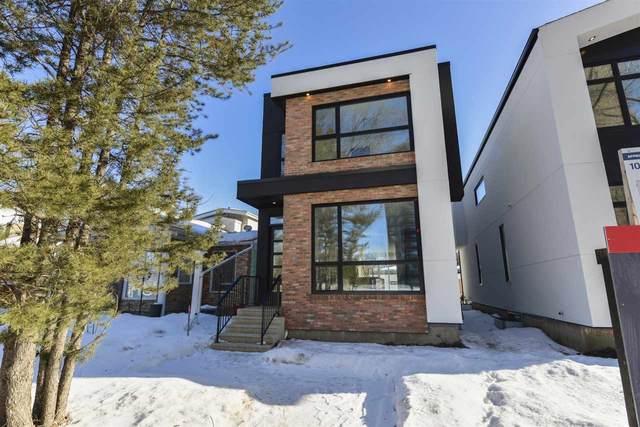 10219 139 Street, Edmonton, AB T5N 3R2 (#E4187253) :: Initia Real Estate