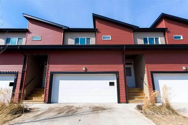 17 16537 130A Street, Edmonton, AB T6V 0M6 (#E4187289) :: Initia Real Estate