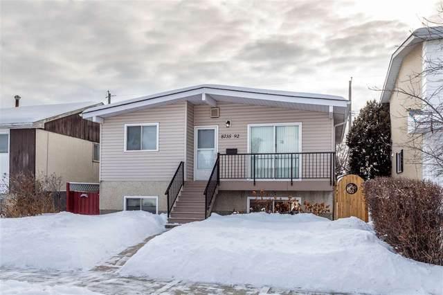 8735 92 Avenue, Edmonton, AB T6C 1S2 (#E4187307) :: Initia Real Estate